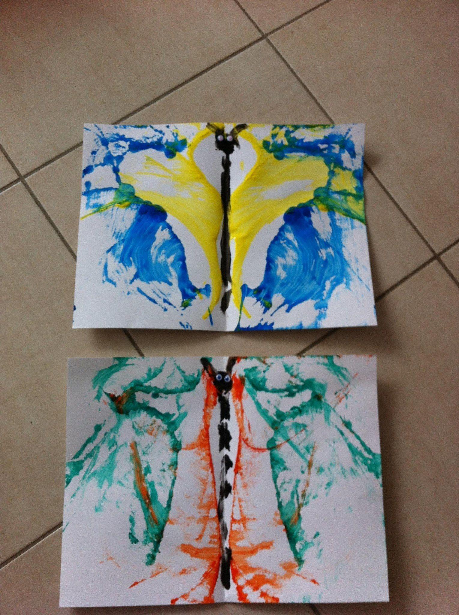 Nos petites creations page 2 for Peinture couleur ficelle